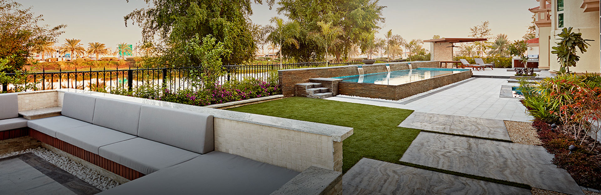 Landscape Designer Dubai  Landscape Design Company