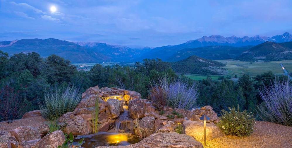 KAIBAB LANDSCAPING TELLURIDE  Artisan Landscapes  Landscape Design  Patios  Custom Rock Work