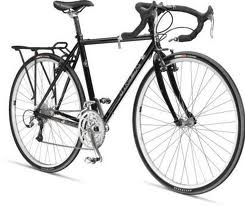 LEJOG - image of touring bike