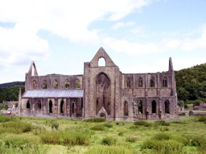 Image - Tintern Abbey 1 Day Five for Lands End to John O'Groats - My End to End