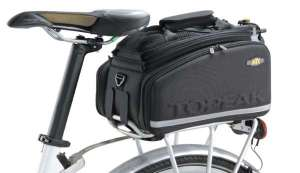 LEJOG What to Take - Image of Rack Bag