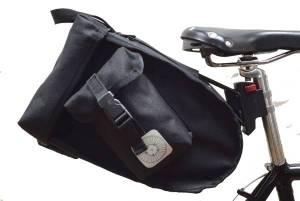LEJOG What to Take - Image of Saddle Bag