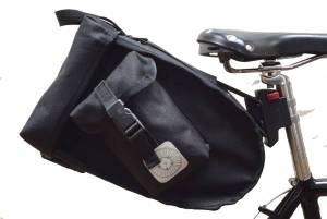 LEJOG What to Take - Image of Saddle Bag