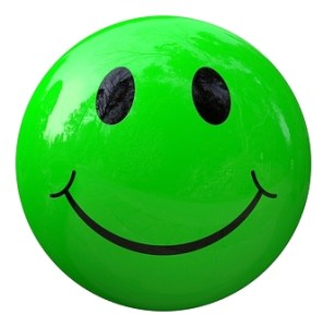 Smiley Face Image for Lands End to John O'Groats End Page