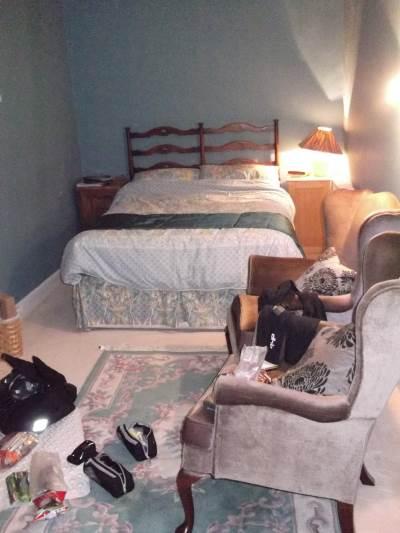 Nichols Nymet House room