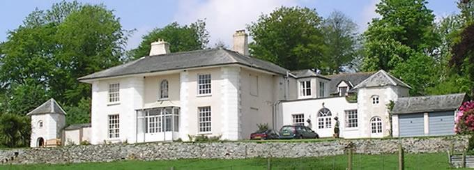 Nichols Nymet House