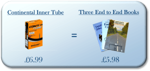 Image for Lands End to John O Groats Special Offer - tube = books