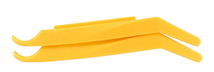 Image of plastic tyre levers