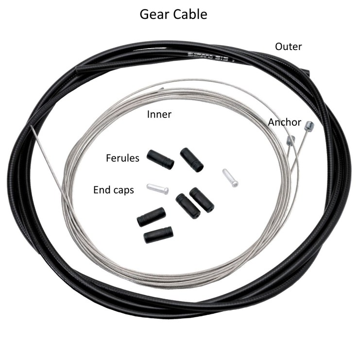 Image of Gear Cables