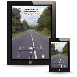 Cover Image of Lands End to John O'Groats Self Help Cycle Guide Book