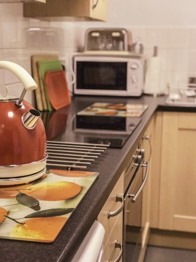 Image of Lands End Hostel - Kitchen