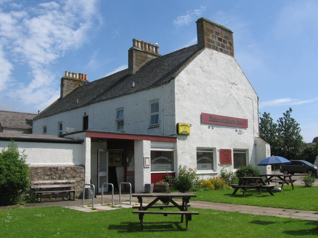 Bannock Burn Inn Exterior