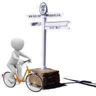Icon for Lands End to John O'Groats Cycle Guide Website App