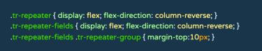 flex-direction