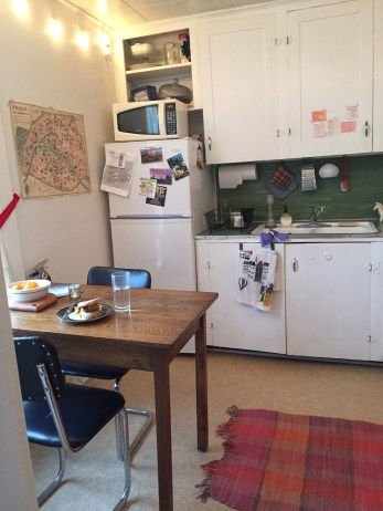 Our current kitchen