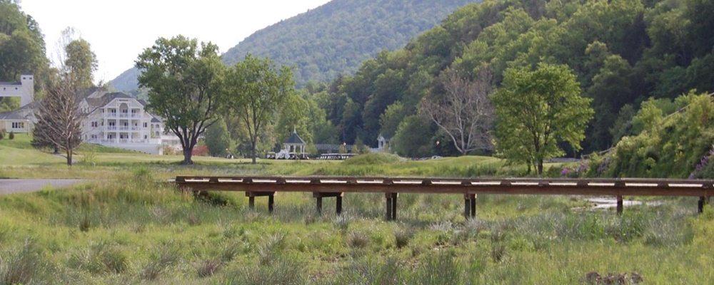 Bedford Springs Resort Stream & Floodplain Restoration