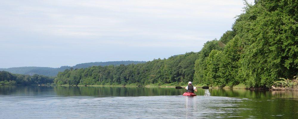 Upper Delaware Kayak