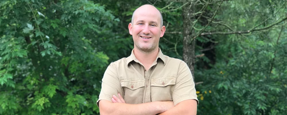 Employee Spotlight: Reid Garner, PE