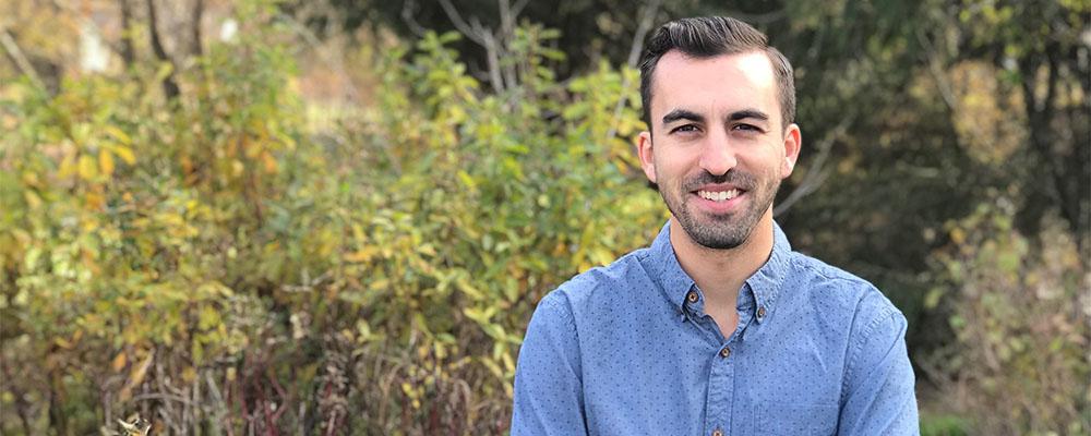 Employee Spotlight: Eric Lyons, RLA