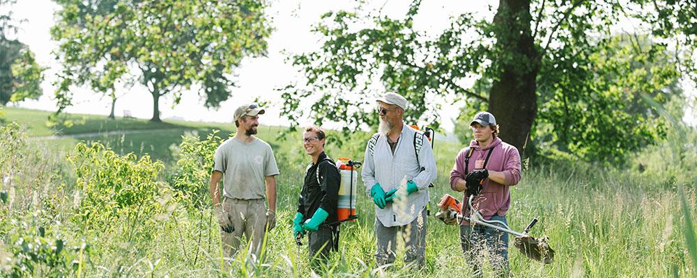 Sustainable Landscape Installation Superintendent