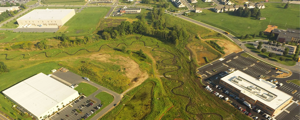 Brubaker Run Floodplain Restoration named as Storm Water Solutions Magazine's 2020 Top Projects
