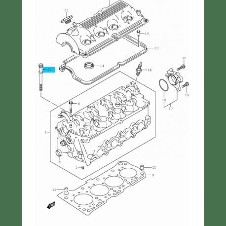 Suzuki Jimny Suspension, Suzuki, Free Engine Image For