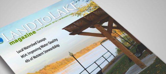 Land to Lake Magazine
