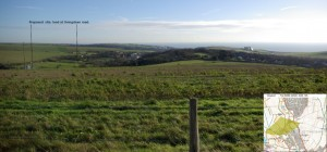 Landscape and Visual Impact Assessment in the South Downs