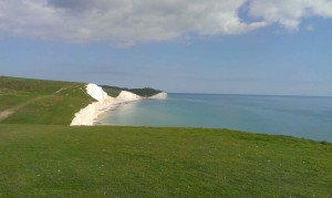 Scoping for EIAs and LVIAs in Sussex View along seven sisters coastline