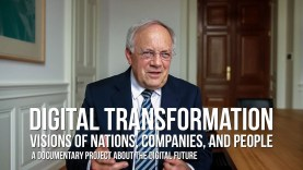 Digitale Transformation – Interview mit Bundesrat Schneider-Ammann