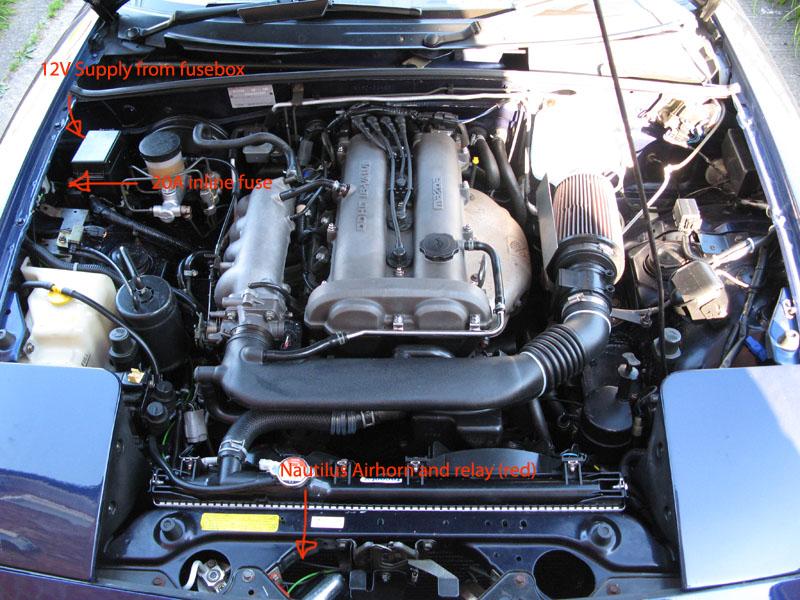 Mazda3 2010 Engine Compartment Fuse Box Car Wiring Diagram