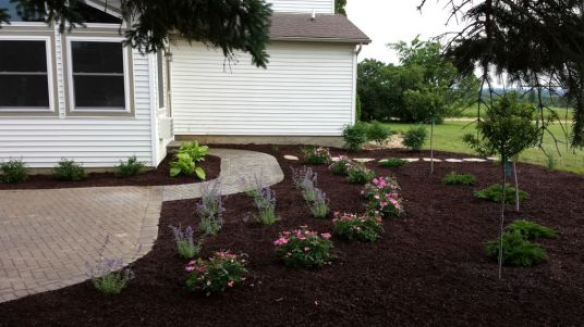 landscape design - Photo Gallery Landworks LawnCare