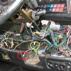 110 Volt Electrical Wiring Diagram For Pir Sensor Fss Woes, Day 3 | Landy Obsession