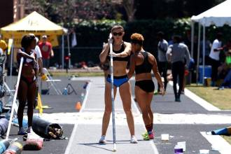 kortney ross, pole vault
