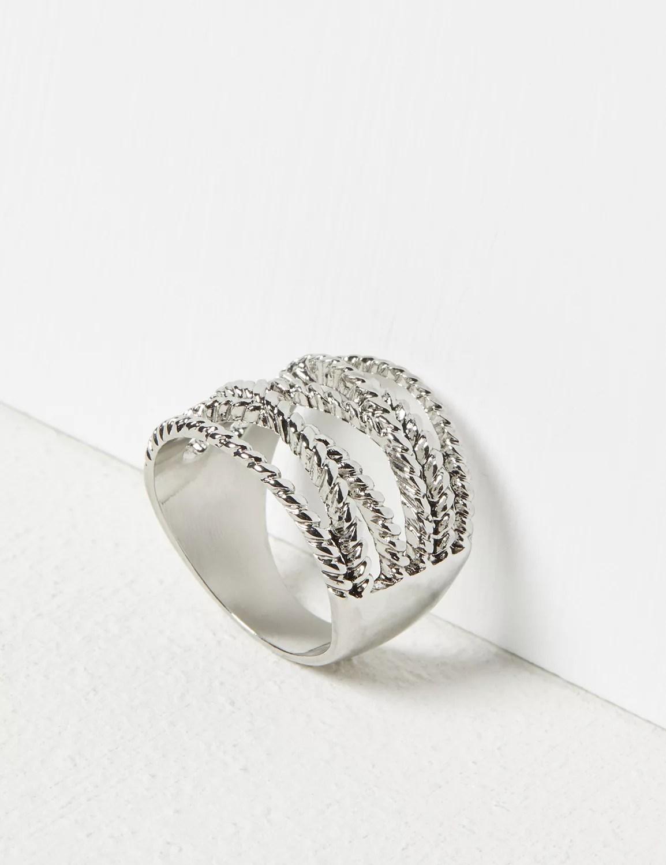 layered rope ring