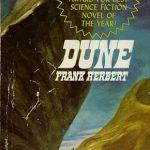 Couverture d'une vieille édition de Dune de Frank Herbert