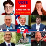 Oregon Candidates