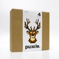 Puzles adhesius pixelats
