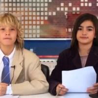 Alumnes de primària llancen un vídeo satíric contra el decret Wert de substitucions