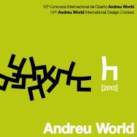 13è Concurs Internacional de disseny Andreu World