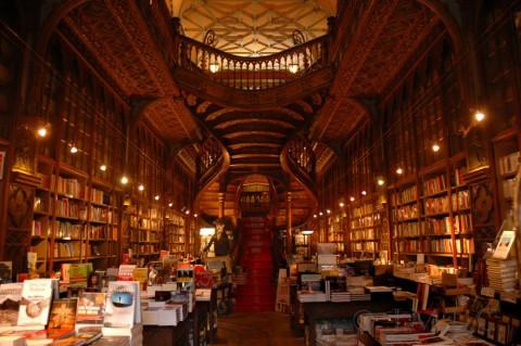 El plaer dels llibres...i les llibreries