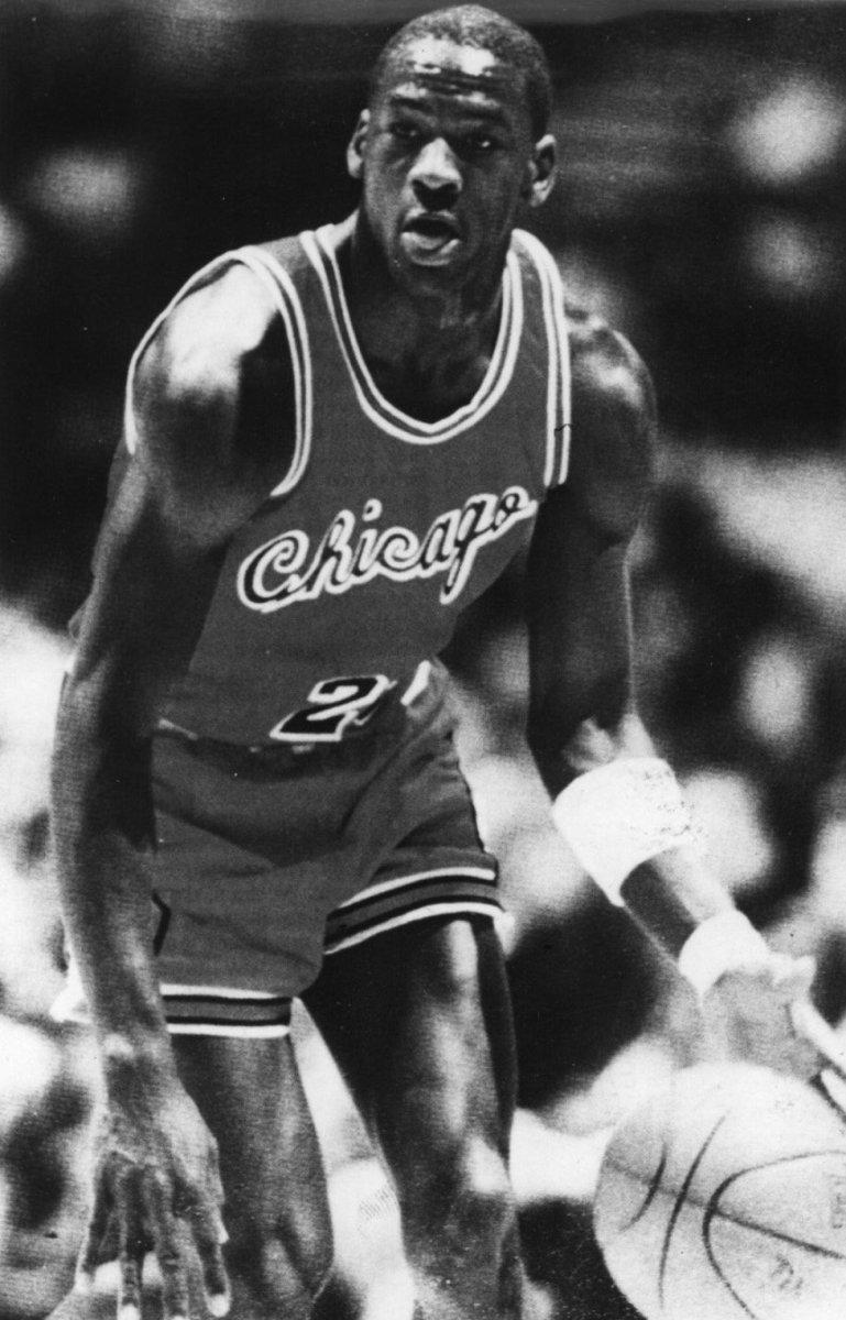 30 anys del debut de Michael Jordan, el millor jugador de la història