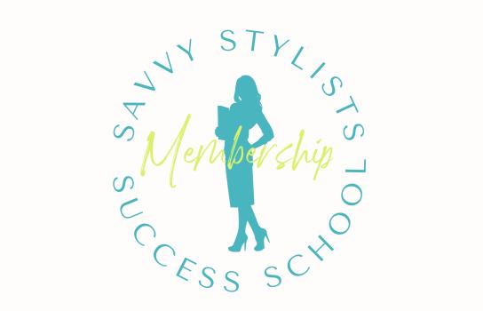 Savvy Stylists Success School Membership