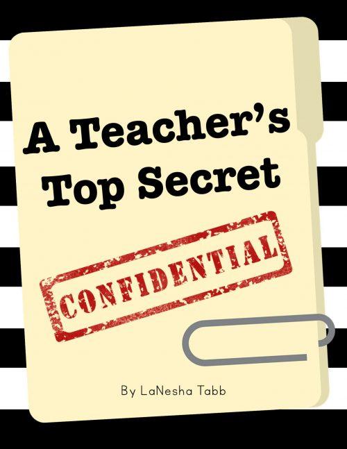 teacher's top secret