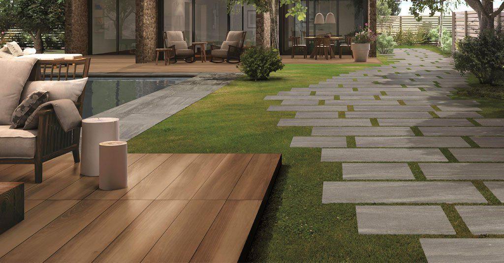 Unilock Porcelain Landscape Tiles  Lanes Landscaping Supply