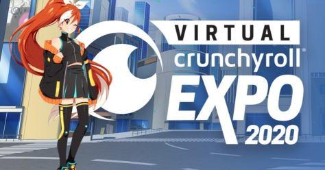 Virtual Crunchyroll Expo 2020 abre registro y anuncia primeros invitados - La Neta Neta