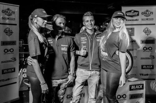 Presentazione Grillini Racing
