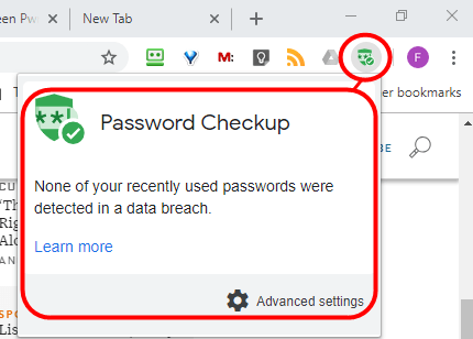 New, free Chrome extension checks for password hacks in real time