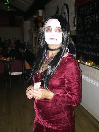 Barnstone Fright Night 2017