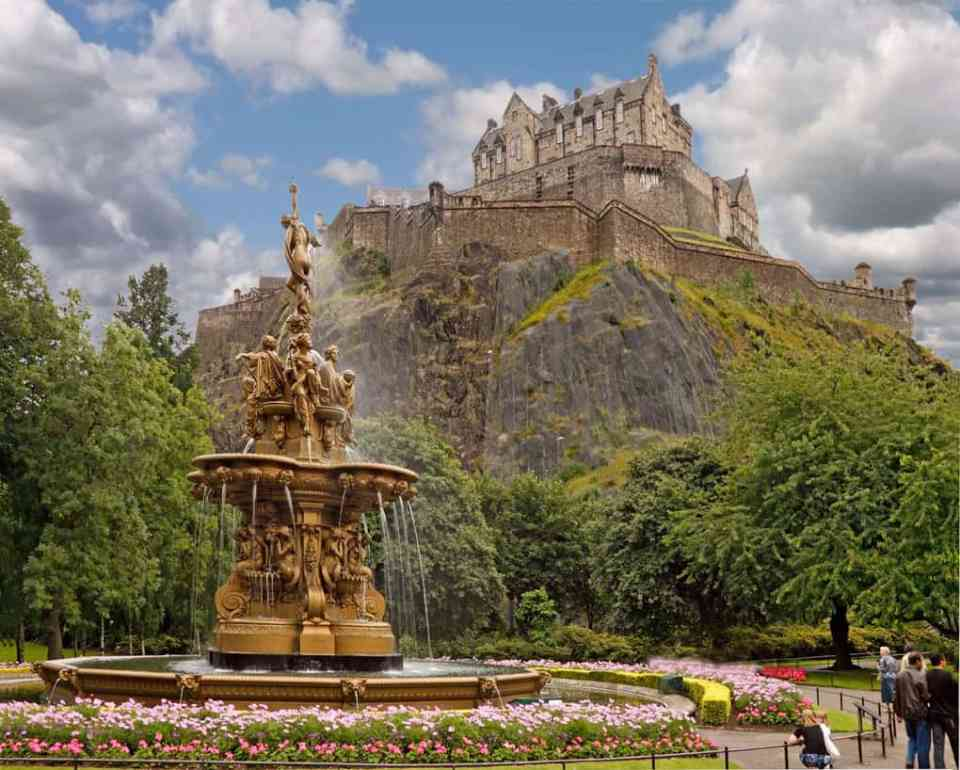Edinburgh Castle Tours